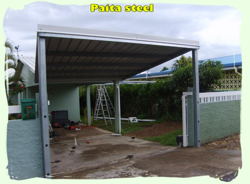 40x40 Metal Carport : Carport